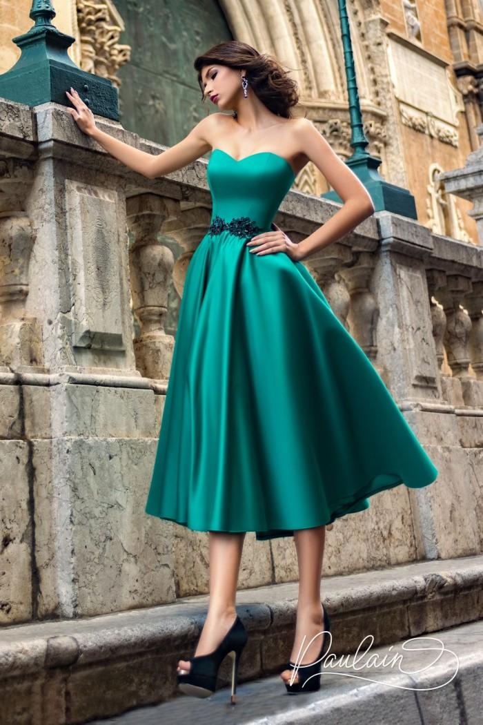 Вечернее платье с самым идеальным силуэтом - БОНН | Paulain