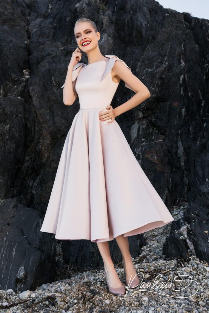 Потрясающе красивое вечернее платье в романтическом стиле - МИНУТА СЛАВЫ | Paulain