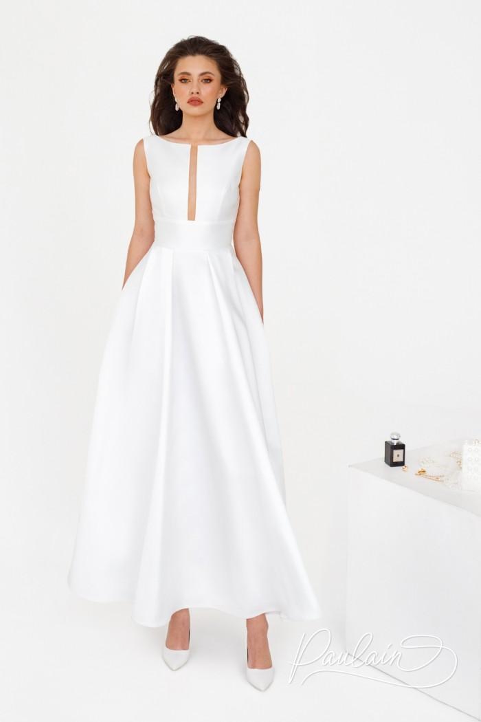 Стильное свадебное платье для создания необыкновенного образа - РИЗ   Paulain